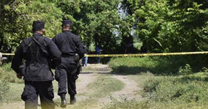 Tres homicidios se registran en primeras horas del 2020