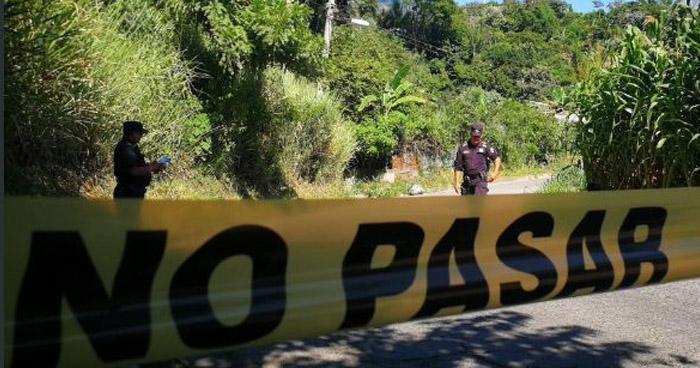 Asesinan a dos hermanos pandilleros en Coatepeque, Santa Ana