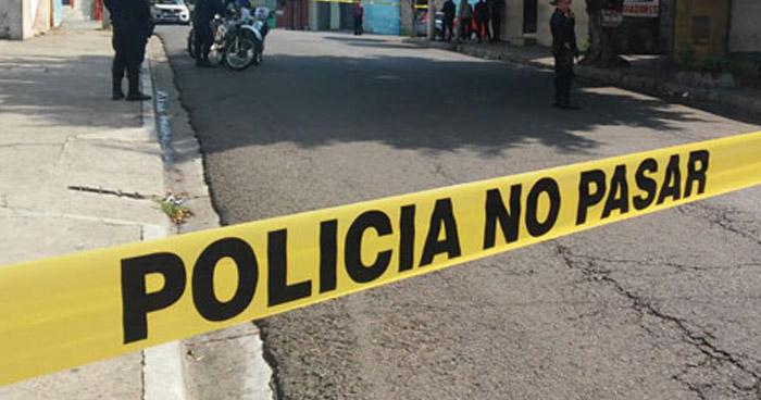 Asesinan a propietario de un taller en Barrio Santa Anita de San Salvador