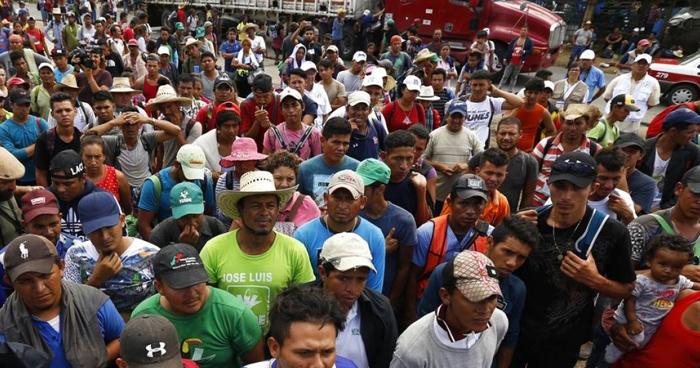 Migrante de la caravana de hondureños se ahorca en un albergue en México