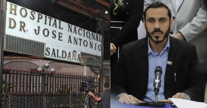 """Gobierno descarta caso de """"Coronavirus"""" en Hospital Saldaña"""