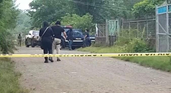 Un hombre y una mujer son asesinados por pandilleros en San Miguel