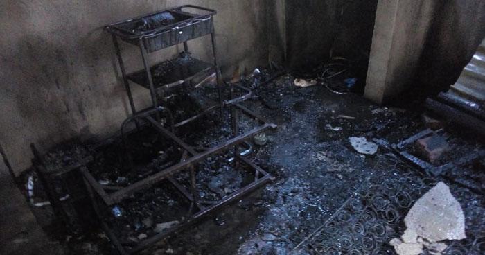 Niños se salvan de morir quemados luego de provocar incendio en su vivienda