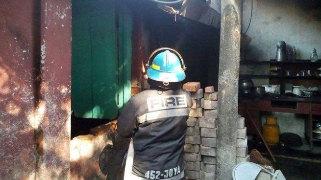 En menos de 24 horas bomberos sofocan 4 incendios en diferentes puntos del país