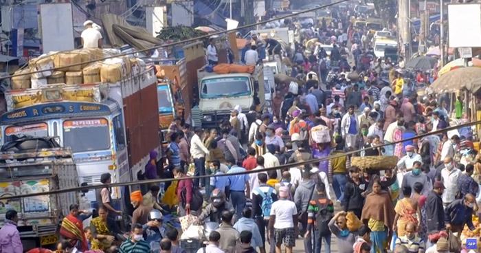 India supera los 10 millones de casos confirmados de COVID-19