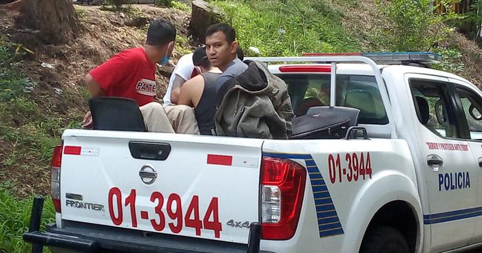 Recapturan a personas que se habían escapado de un Centro de Contención en San Salvador