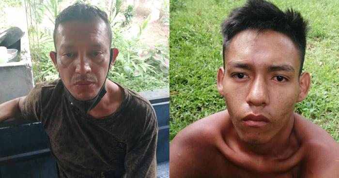 Capturados por amenazas y homicidio tentado en Ahuachapán