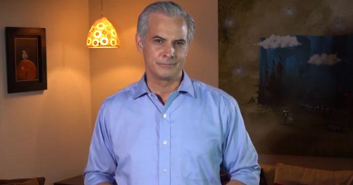 Mauricio Interiano renuncia a la presidencia de ARENA