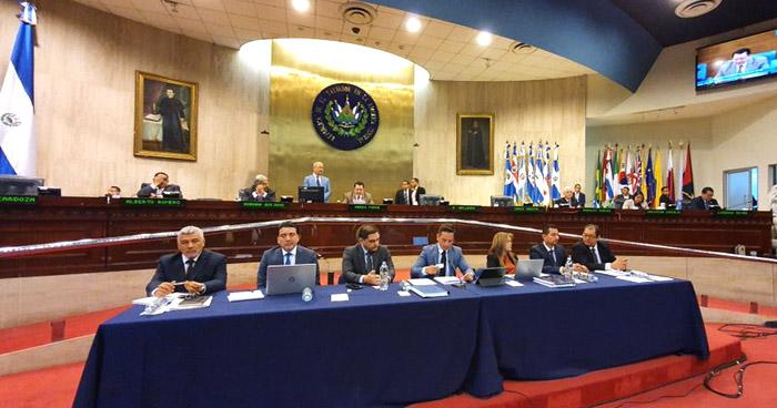 Interpelación al presidente de ANDA por crisis de agua registrada en enero