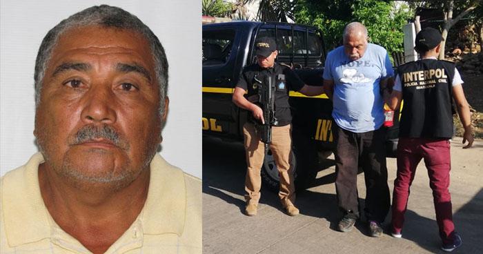 Guatemalteco será extraditado a El Salvador para ser procesado por varios delitos