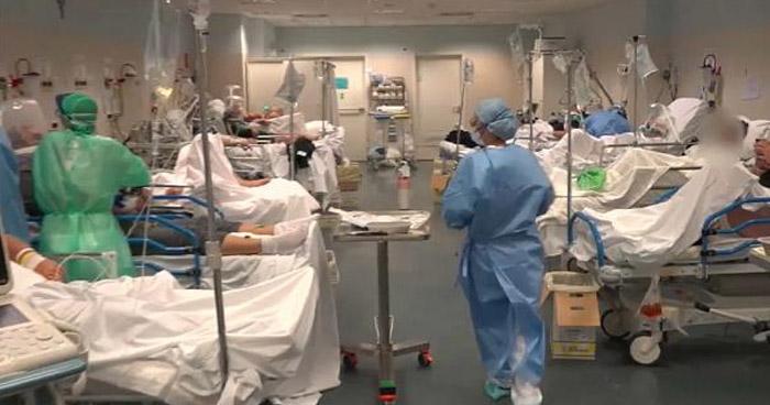 Italia registra en las últimas 24 horas la cifra más baja de muertes por COVID-19