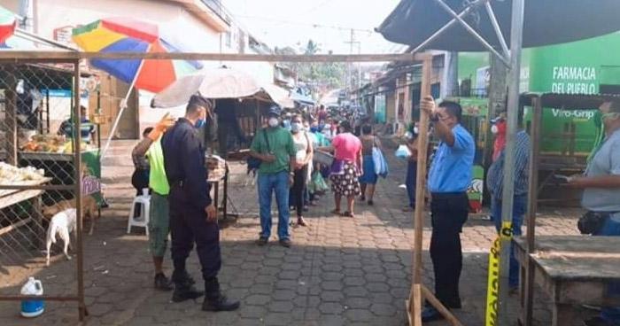 Alcaldía de Izalco aplica Ley Seca por la pandemia COVID-19