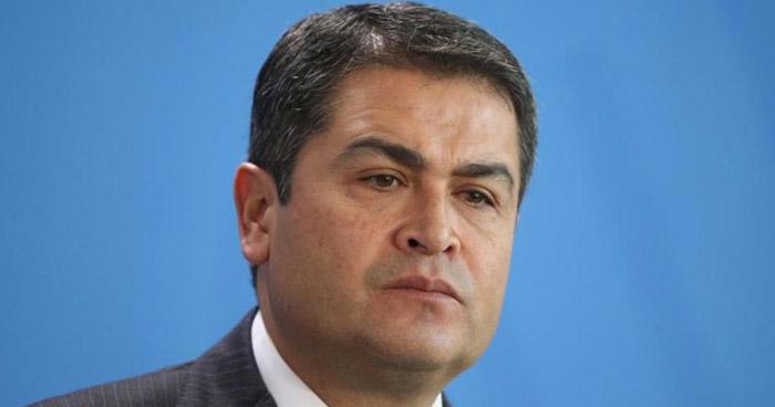 Fiscal de EEUU asegura que Presidente de Honduras recibió millones de dólares de Narcos