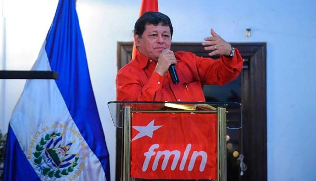 """Jose Luis Merino pide """"mandar a la mierda"""" a empleados públicos que no son afines al FMLN"""