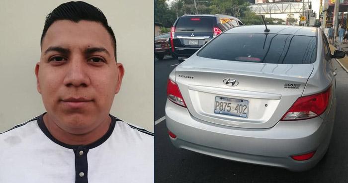 Ubican por cámaras de seguridad a hombre que asaltó a pasajeros de un autobús en San Salvador