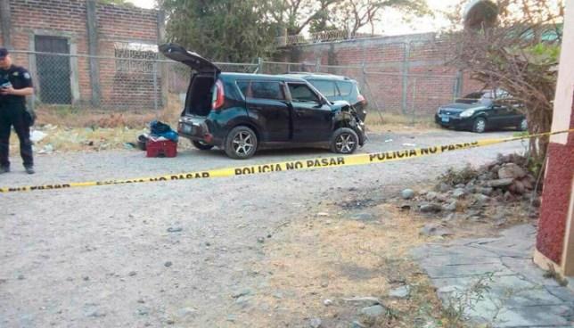 Capturan a dos ladrones, tras una persecución y tiroteo, en Santa Rosa de Lima, La Unión