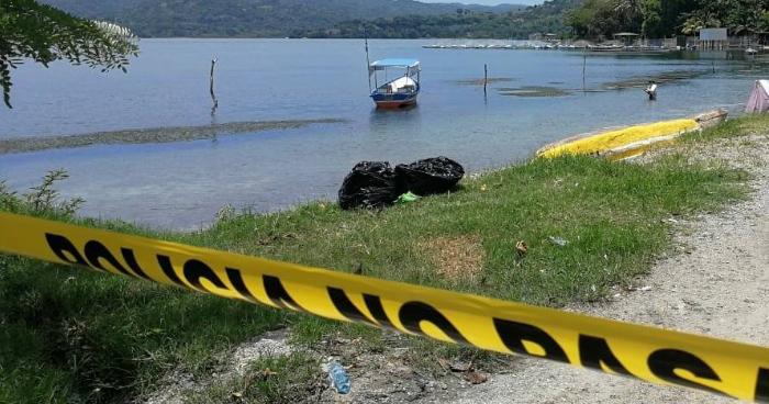 Muere ahogado cabo de la Fuerza Armada en practicas de buceo en el Lago de Ilopango