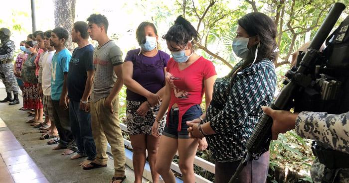 Amenazadas de muerte a 7 familias en municipios de Morazán