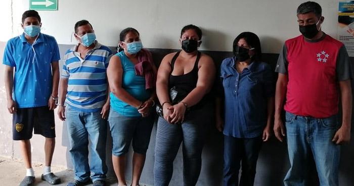 Limitaban la libre circulación del personal de enfermería que trabaja en el Hospital Saldaña