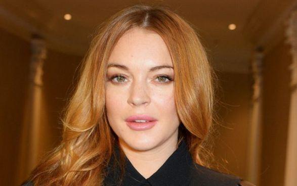 Lindsay Lohan defendió al presidente Donald Trump