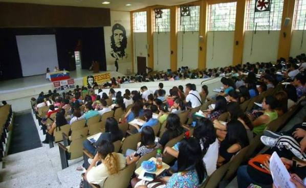 UES exonerará a 91 municipios del examen de admisión