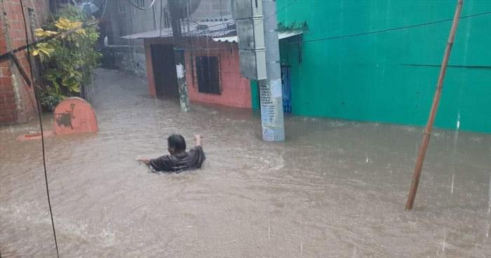 Declaran ALERTA ROJA a nivel Nacional por tormenta tropical Amanda