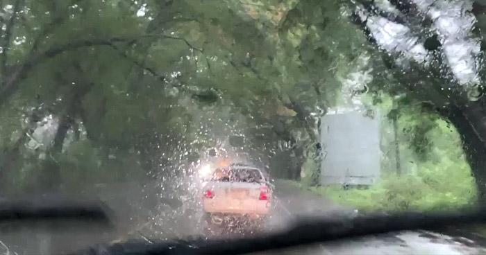 Acumulados de lluvia se esperan en la zona centro y el occidente del país