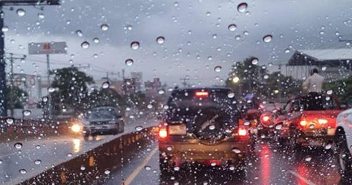 Se esperan lluvias dispersas por influencia de una Onda Tropical