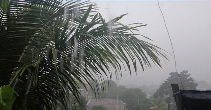 Protección Civil emite aviso por lluvias que se mantendrán hasta el 20 de Agosto