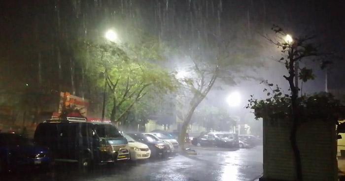 Sistema de vaguada favorecerá lluvias y tormentas en el país