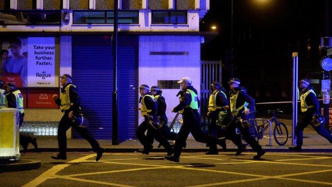 Detienen a doce personas relacionadas con el ataque terrorista en Londres