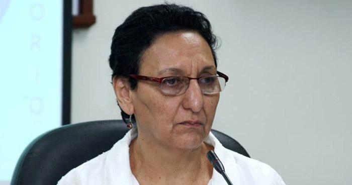 Lorena Peña amenazó a auditores de la Corte de Cuentas por hallar irregularidades en viajes de Sigfrido Reyes