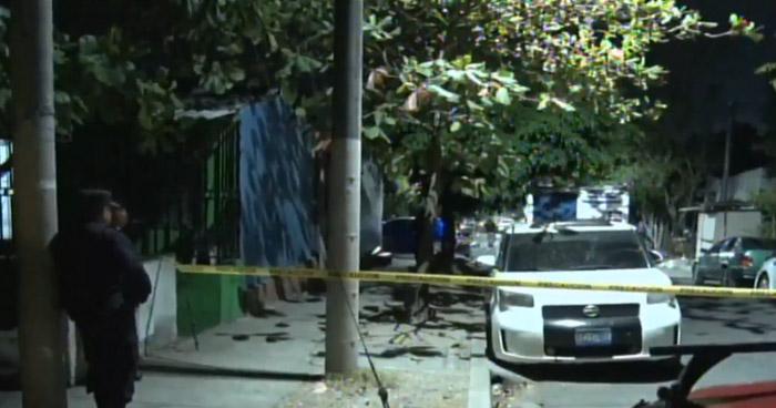 Dos hombres fueron asesinados por pandilleros en la colonia Los Santos de Soyapango