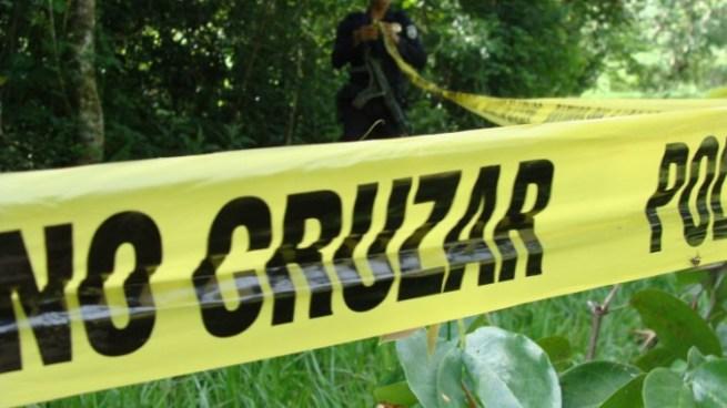Más de 100 escenas de homicidios se registran en cuatro días a nivel nacional