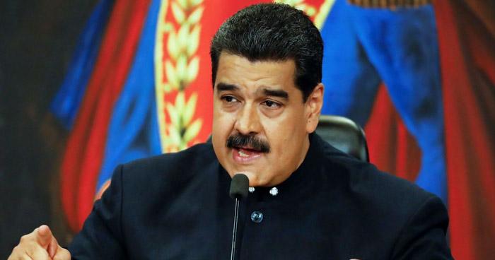 Nicolás Maduro expulsa al cuerpo diplomático salvadoreño de Venezuela