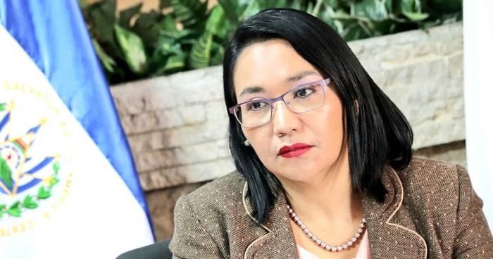 Sala declara inconstitucional la elección de Carmen Elena Rivas, como magistrada presidenta de la CCR