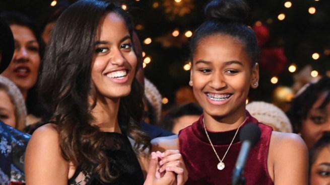 Malia y Shasha Obama causan revuelo en redes sociales por este inesperado comportamiento