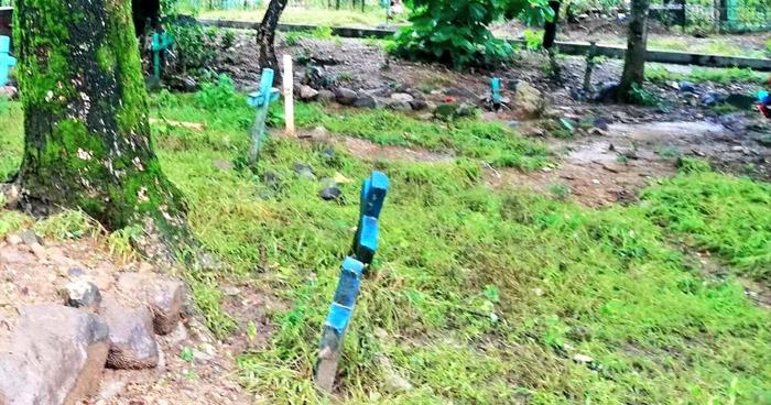 Asesinan en un cementerio a la mamá de un pandillero en Guatajiagua, Morazán