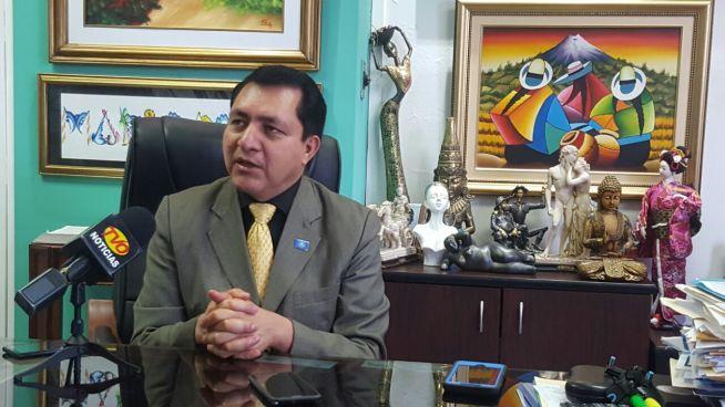 """Mario Ponce: """"PCN no apoyará el sistema mixto de pensiones"""""""