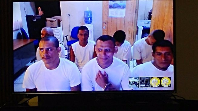 Instalan juicio contra señalados por la masacre en San Juan Opico