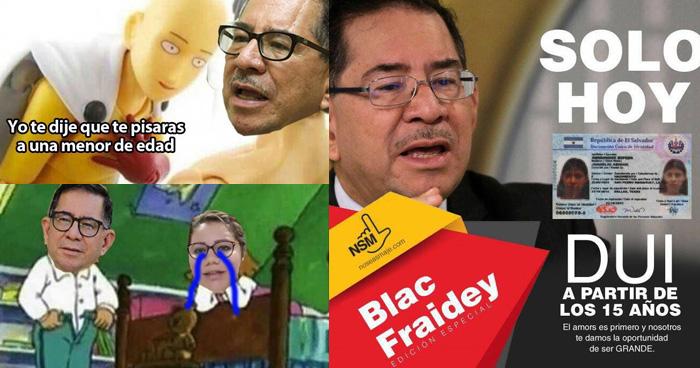 Avalancha de Memes tras audiencia del caso Eugenio Chicas – Nayib Bukele