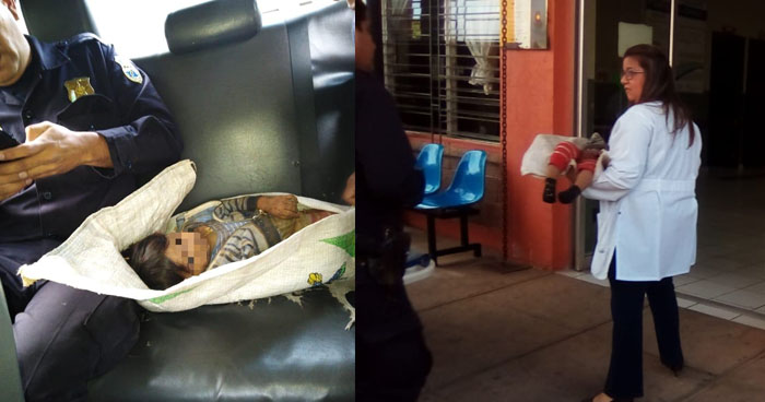 Niño encontrado en barranco de Ahuachapán es hijo de una mujer asesinada el viernes