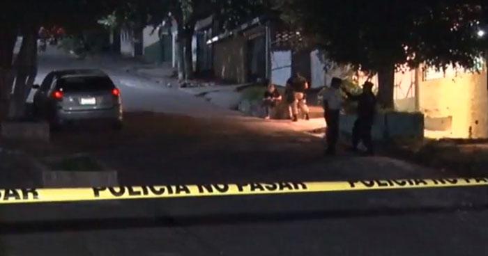 Asesinan a menor de edad cuando visitaba a conocidos en colonia de Ciudad Delgado