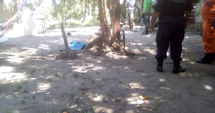 Menor de edad muere quemada al incendiarse su vivienda en Ayutuxtepeque