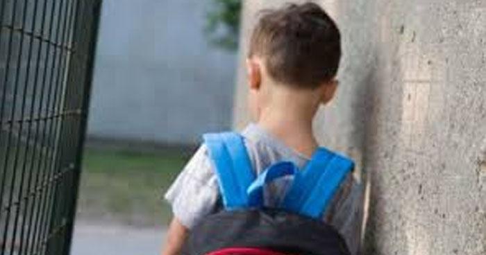 Maestro violaba a su alumno de 5 años de edad al interior del Centro Escolar en Ahuachapán