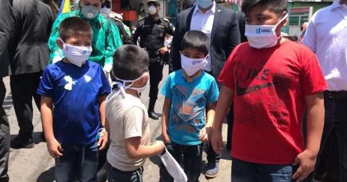 Al menos 231 niños y adolescentes se han contagiado de COVID-19 en Guatemala