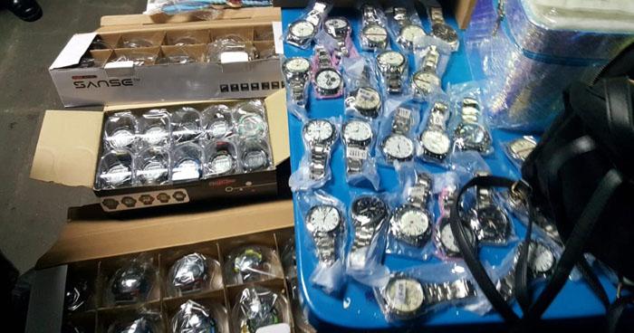 Capturan a guatemalteco con mercadería ilegal valorada en más de 12 mil dólares