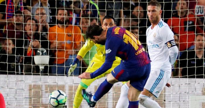 Empate: Así termino el Clásico español entre el Barcelona y el Real Madrid