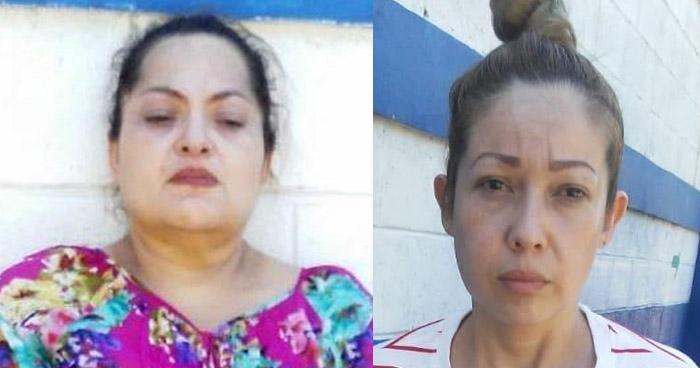 Capturan a mujeres vinculadas al tráfico de metanfetaminas