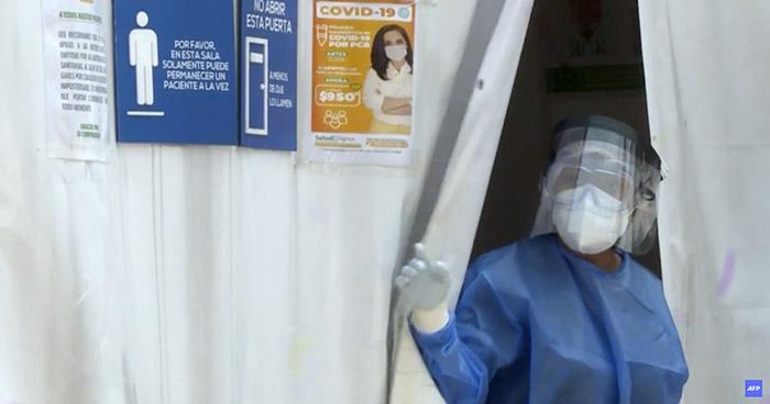 México registra más 800.000 contagios de COVID-19